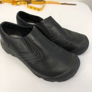 Keen Black Leather Shoe Size 11.5